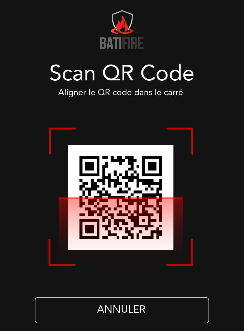 Un sytème de QR codes